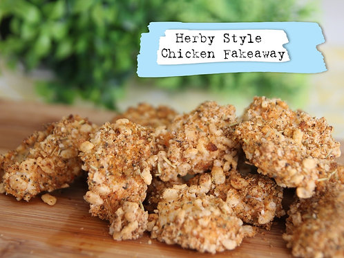 Shot - Herby Style Chicken Fakeaway