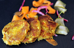 Goan Crab Cakes by The Greedy Fox
