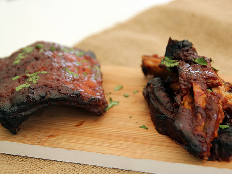 Slow Cooker Ribs by The Greedy Fox