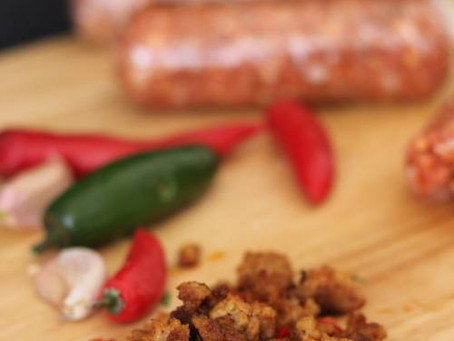 Mexican Chorizo by The Greedy Fox