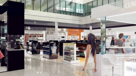 Toronto Airport Retail Upgrades