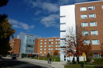 Oscar Peterson Hall, University of Toronto
