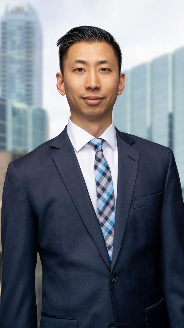 David Ng, P. Eng, LEED AP, CMVP                                                                    Vice President