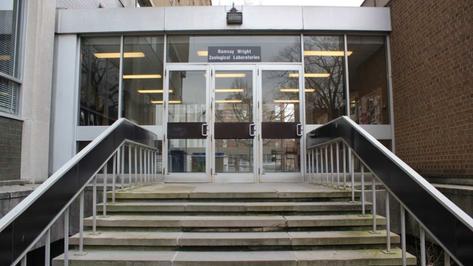 Ramsay Wright Aquatic Lab Upgrade, University of Toronto