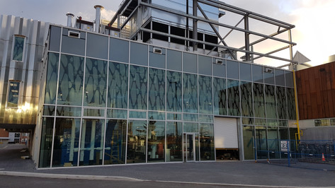 Sheridan Davis Applied Engineering Centre