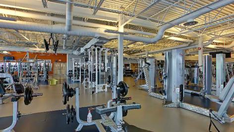 Student Athletic Centre, UOIT
