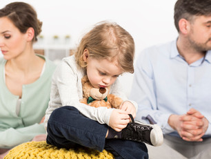 DIVORCED PARENTING... WHEN ITS BEST FOR YOU AND THE KIDS TO LET IT GO