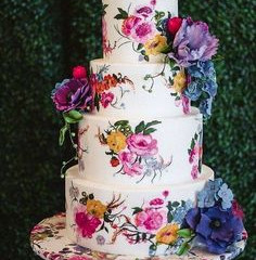 Wedding cake trends to impress!