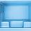 Thumbnail: Купель для бани Кили 1,98х1,68х1,0