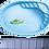 Thumbnail: Бассейн для детей Лион-Baby
