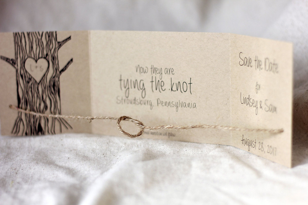 Knot the date #knotyourweddingdate
