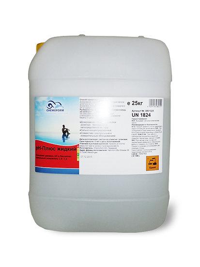 pH плюс жидкий, 25 кг