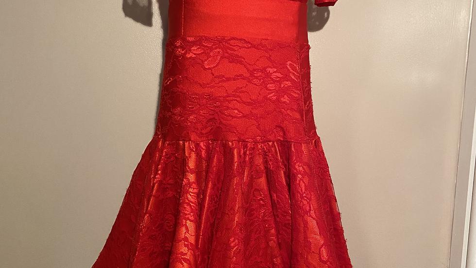 3 Piece Juvenile Dress