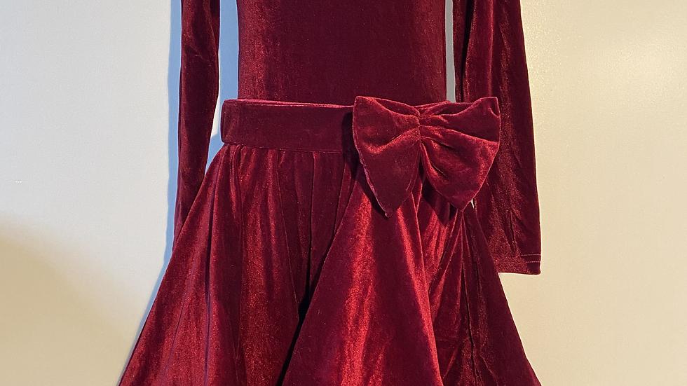 New Juvenile Latin Dress