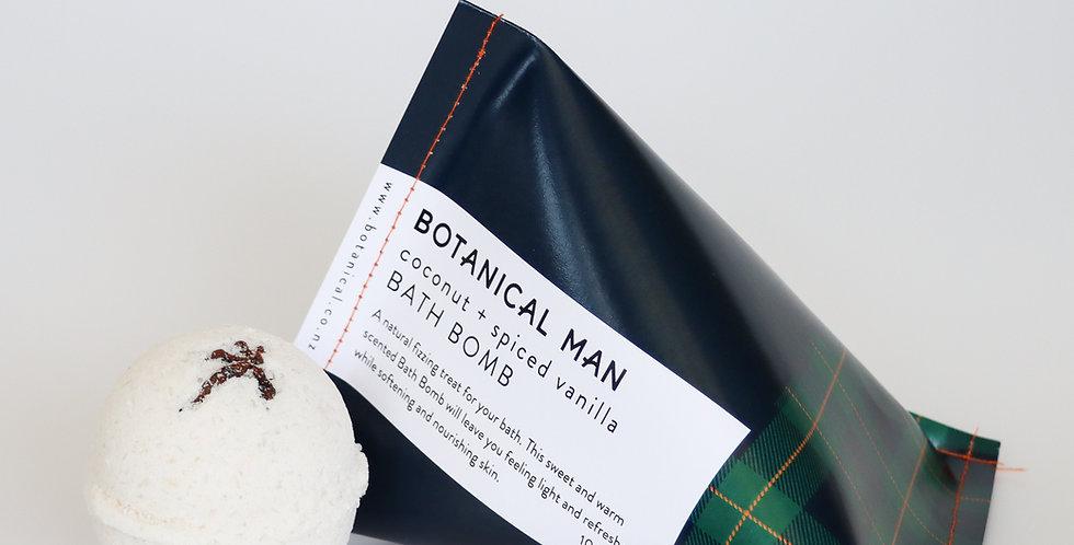 Botanical Man Bath Bomb