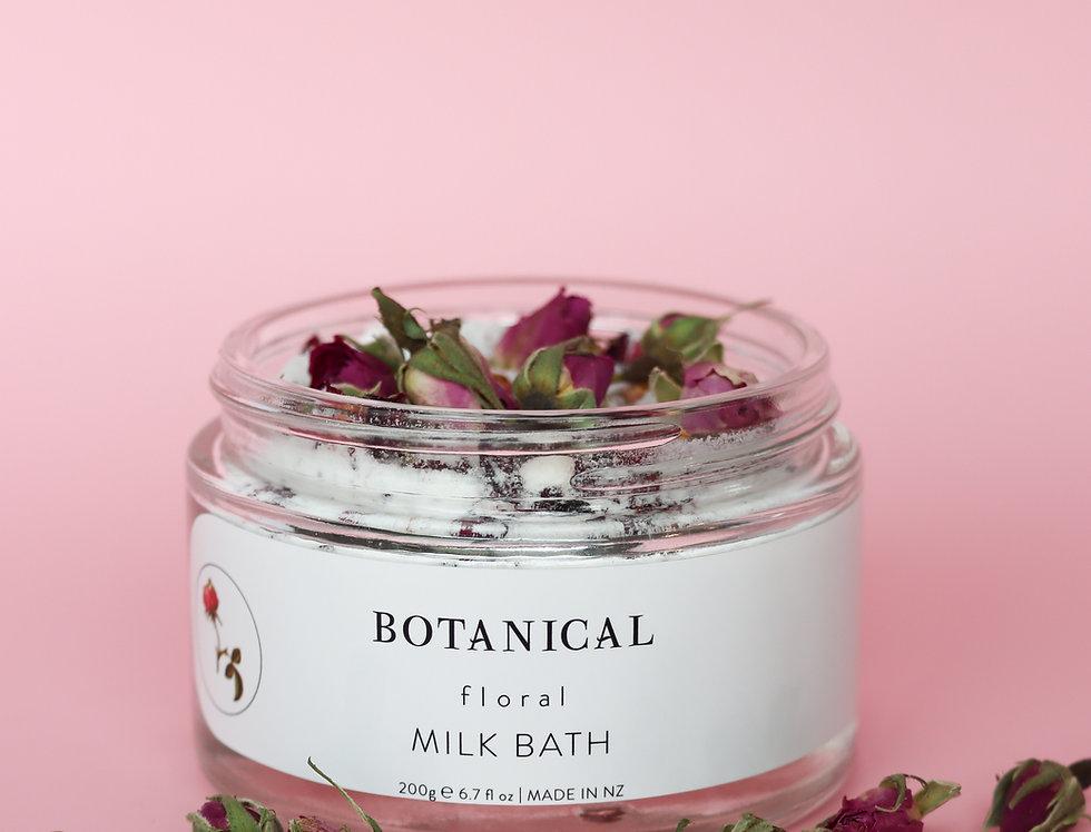 FLORAL BATH MILK