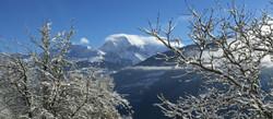 Mont Pourri Sous la Neige