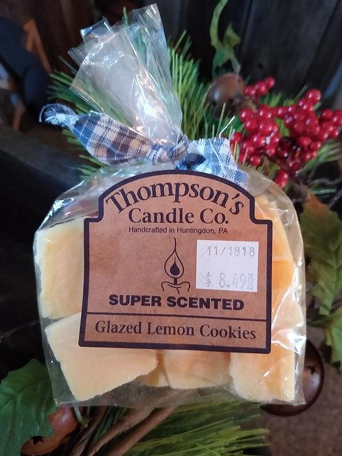 Glazed Lemon Cookie Super Scented Tart Crumbles