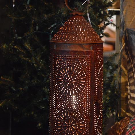 Chimney Lantern