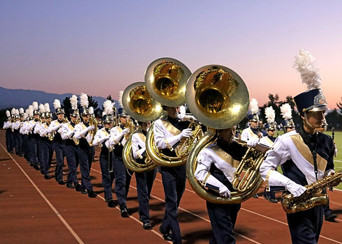 Marching Band | West Ranch High School Music