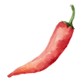 Red Pepper Chili