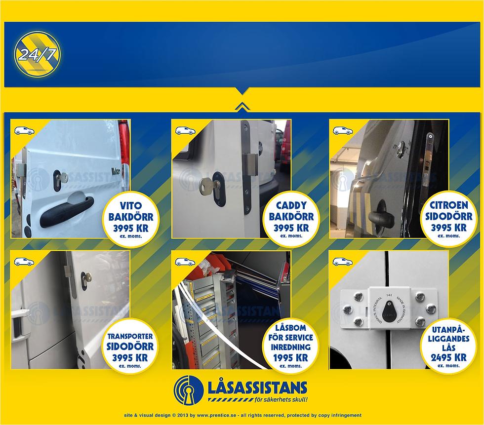 Låsassistans-Låssmed-Stockholm-Fordon-lå