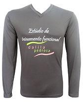 camiseta Poliamida