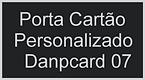 porta cartão personalizado