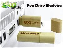 Pen Drive Ecológico , Pen Drive Ecologoco , Pen drive ecologicos