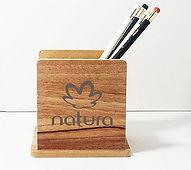 porta caneta ecologico