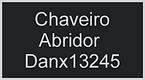 Chaveiro Abridor Personalizado