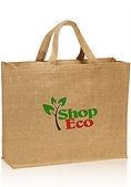 Ecobag Retornável de Juta