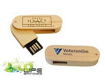Pen Drive Ecológico , Pen drive de Bambu , Pen drive Bambu, pen drive personalizado  , pen drive estilizado