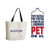 sacolas de PET