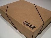 caixa kraft personalizada