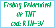 Ecobag Retornável de TNT