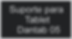 suporte para tablet personalizado