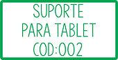 SUPORTE PARA TABLET