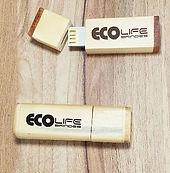 pen drive ecológico
