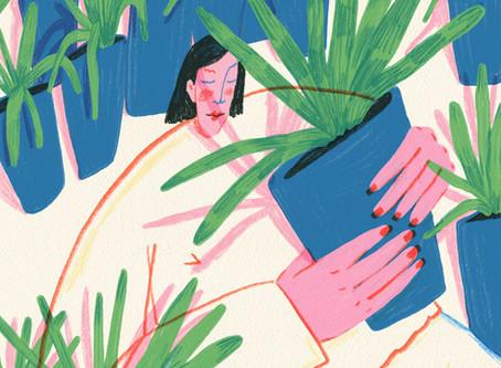 Livia Falcaru - Illustrator and Visual Artist