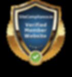 SiteCompliance.io Verification Badge