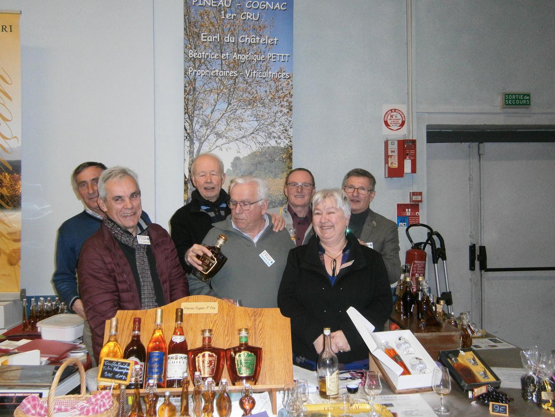 stande du Cognac