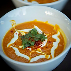 Ginger Yam Soup