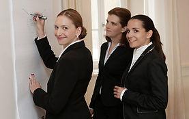 Auftritt Frauen im Business