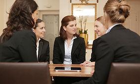 Zielgruppe Frauen im Business