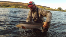 Clearwater River -The Early Season