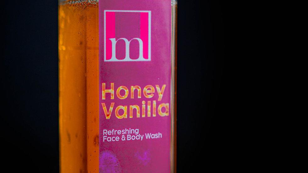 Honey VanillaHoney Face and Body Wash