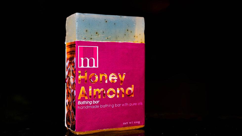 Honey Almond Bathing Bar