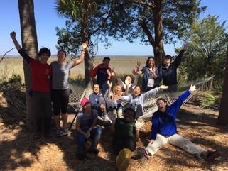 Emory University Students Volunteer for The Outside Foundation for Alternative Spring Break