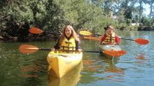 Kids in Kayaks Spring 2015